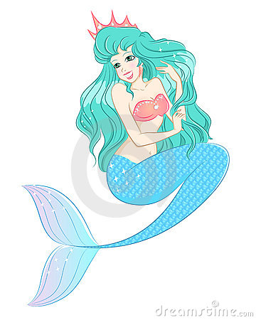 Princess mermaid