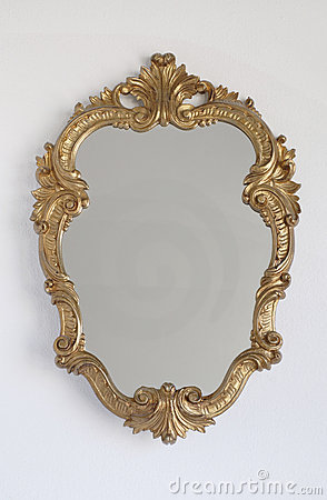 Princess Mirror on a Wall