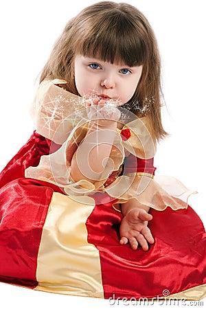 Princess podmuchowe gwiazdy