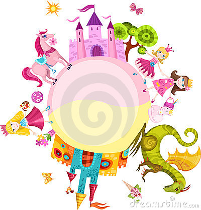 Free Princess Set Stock Photo - 21893670