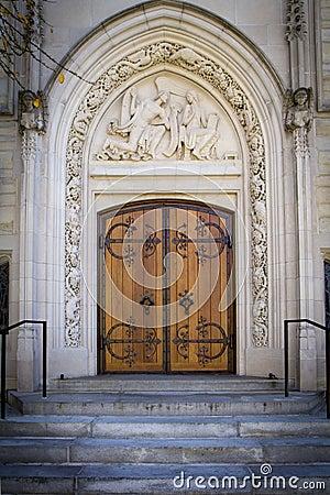 Beautiful Doors at Princeton University
