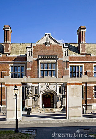 Princeton University Frist Campus Center Editorial Photo