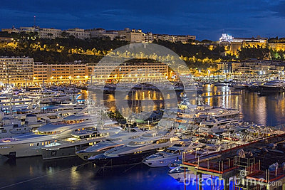 Principality of Monaco - French Riviera