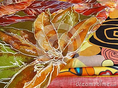 Print textiles mix