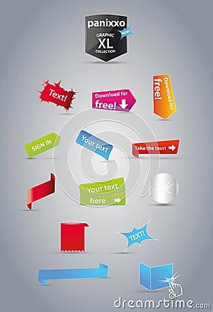 Print and web graphics
