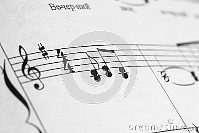 Printed music