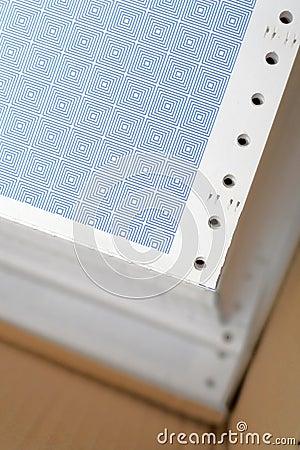 Printer Enveloped Paper