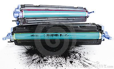 Printer toner cartidges