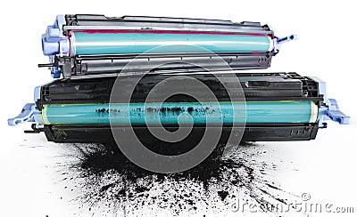 Printer toner cartidges