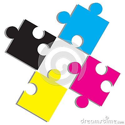 Free Printing Colors Stock Photo - 15114830