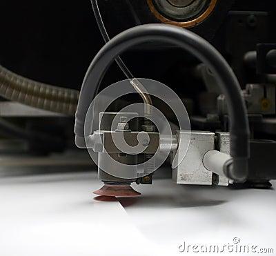 Free Printing Machine Stock Photos - 2933513