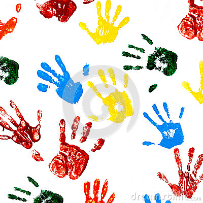 Free Prints Of Hands Of Child Stock Photo - 30063010