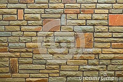 Priorità bassa del muro di mattoni