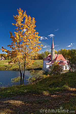 Priory Palace(autumn)