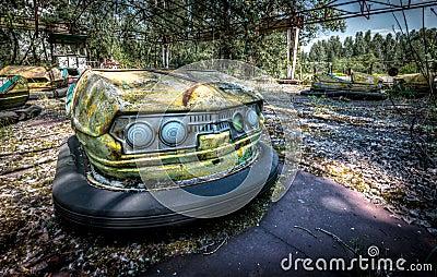 Pripyat Bumper Cars