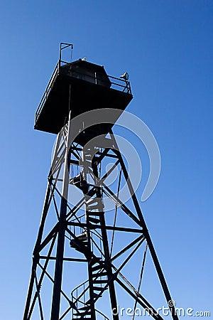 Prisão da Torre-Alcatraz do relógio