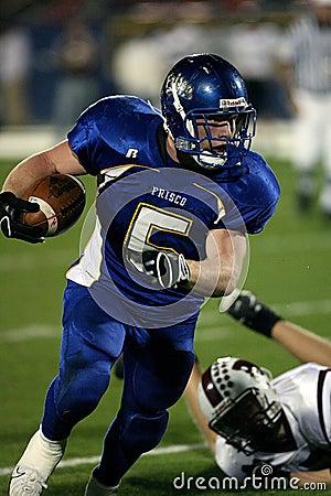 Prisco American Football Player Free Public Domain Cc0 Image