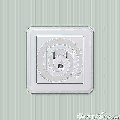 Prise électrique américaine