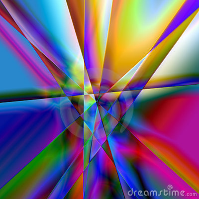 Prism Abstract Royalty Free Stock Images Image 2029109