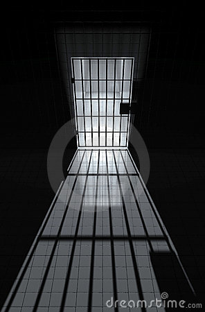 Free Prison Cell Stock Photography - 10700882