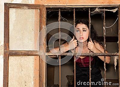 Prison sadness