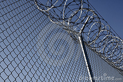 Prison Security Fence