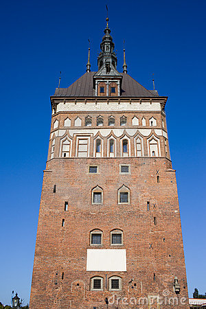 Prison Tower in Gdansk