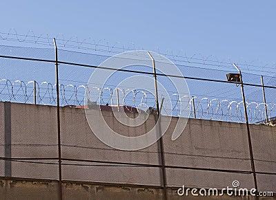 Prison warb wire