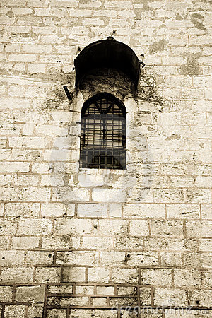 Free Prison Window Royalty Free Stock Photography - 15778277