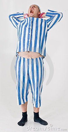 Prisoner or criminal costume