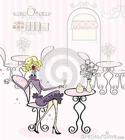 Prissy Tea Time