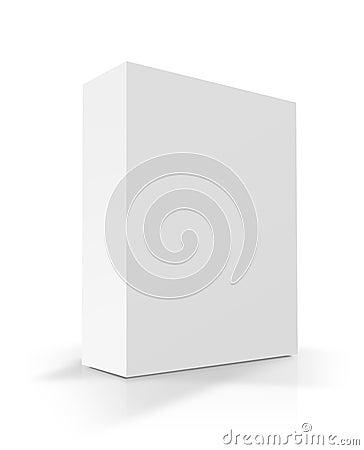 Free Pristine Blank Box Stock Photos - 15633683