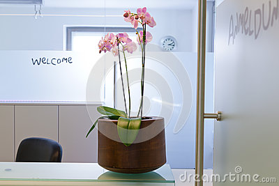 Privat Hospital, Clinical or medical practice waiting room