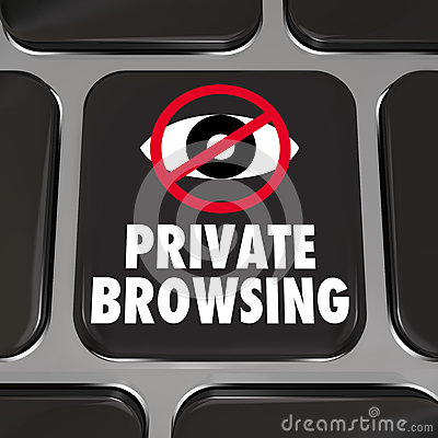 how to turn on private browsing on laptop