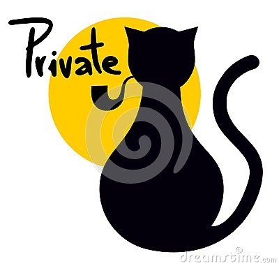 Private cat