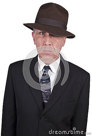 Private Eye Investigator Undercover Cop Detective