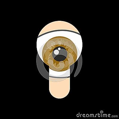 Private eye spy