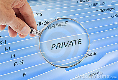 Private Files Privacy Security