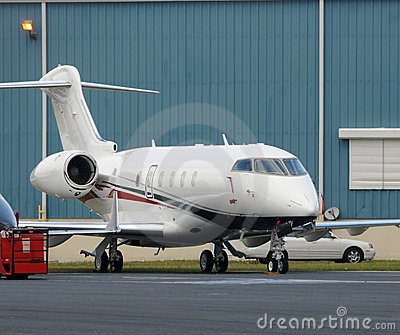 Private Jet Royalty Free Stock Images  Image 13081229