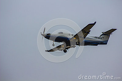 Private Jet Editorial Stock Photo  Image 61005213