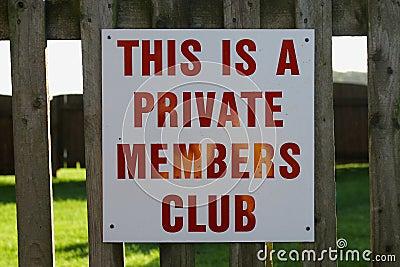 Private Member s Club