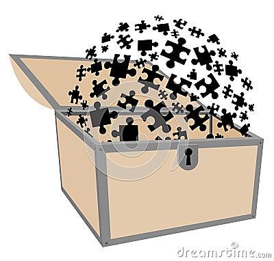 Private puzzle