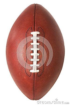 Free Pro Football Top View Stock Photo - 16440880