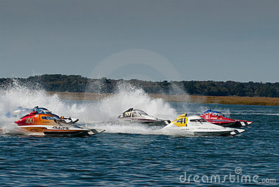 Pro Stock Boat Race Editorial Photo