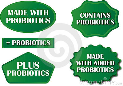 Probiotic Tags