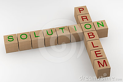 Problem and Solution crossword