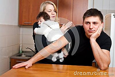 Problemas de la familia