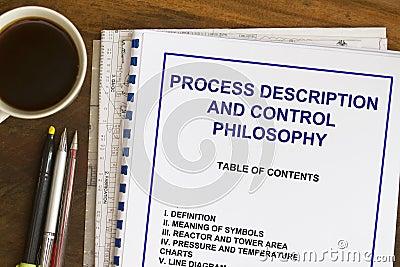 Process description and control philosophy