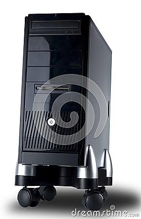 Processador central da informática