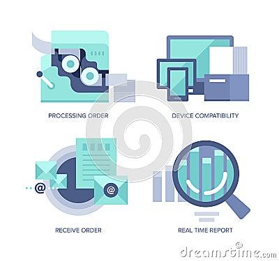 Processing Online Order